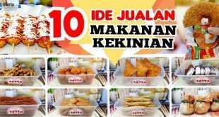 10 ide jualan makanan kekinian