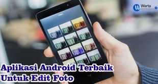 aplikasi edit foto untuk android