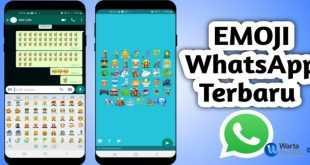 emoji WA terbaru