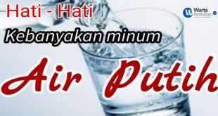 kelebihan minum air putih