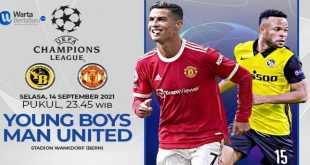 liga champions young boys vs Manchester united
