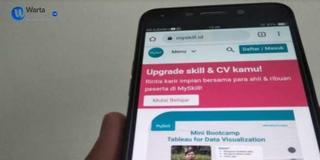 Aplikasi Pencari kerja