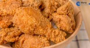 resep ayam goreng serabut
