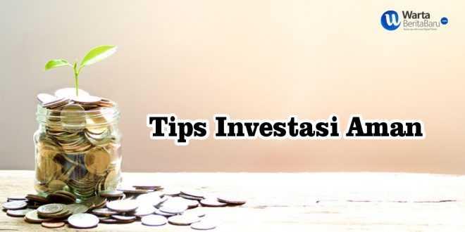 tips investasi aman