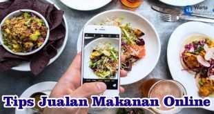 tips jualan makanan online