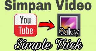 Download Video Youtube Ke Galeri
