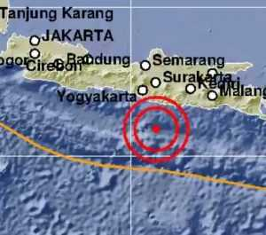 Gempa Pacitan Hari Ini 13 Oktober 2021